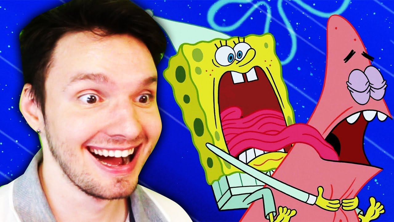ZUNGEN-REITEN ist MEIN NEUES HOBBY !! (SpongeBob SquarePants: Battle for Bikini Bottom - Rehydrated)