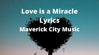 Watch Maverick City Music Love Is A Miracle feat Bri Babineaux  Majesty Rose video
