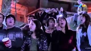 RedeTV News: Filme reúne sucessos da música pop em competição de dança