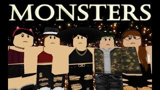 MONSTERS - Vampire Roblox Series - Episode 8