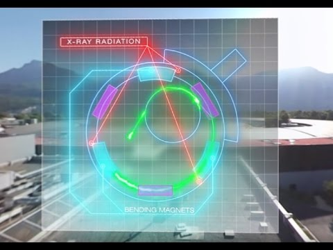 Synchrotron Radiation Facility in 360: Accelerating electrons to nearly speed of light