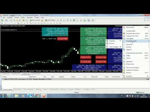 Robot trading system INTELLIGENCE_Aggiornamenti Intelligence