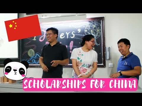 WHAT KIND OF SCHOLARSHIPS DOES CHINA OFFER? - SCHOLARSHIPS IN CHINA EP 1