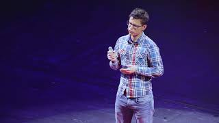 How to Make Salt Water Decompose Plastic Bottles | Max-Fabian Volhard | TEDxMünster