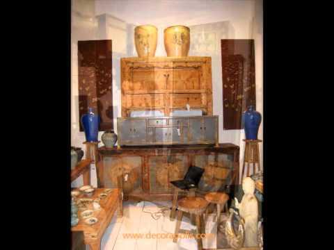 muebles antiguos feria intergift madrid febrero 2012 v