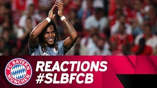"""Reactions to Renato were incredible!"" 