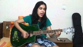 Mere Bina - Tujhko Jo Paaya - Crook - Guitar Cover & Vocals by RISHTI