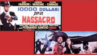 "NORA ORLANDI -""10,000 For a Massacre, s.16"" (1967)"