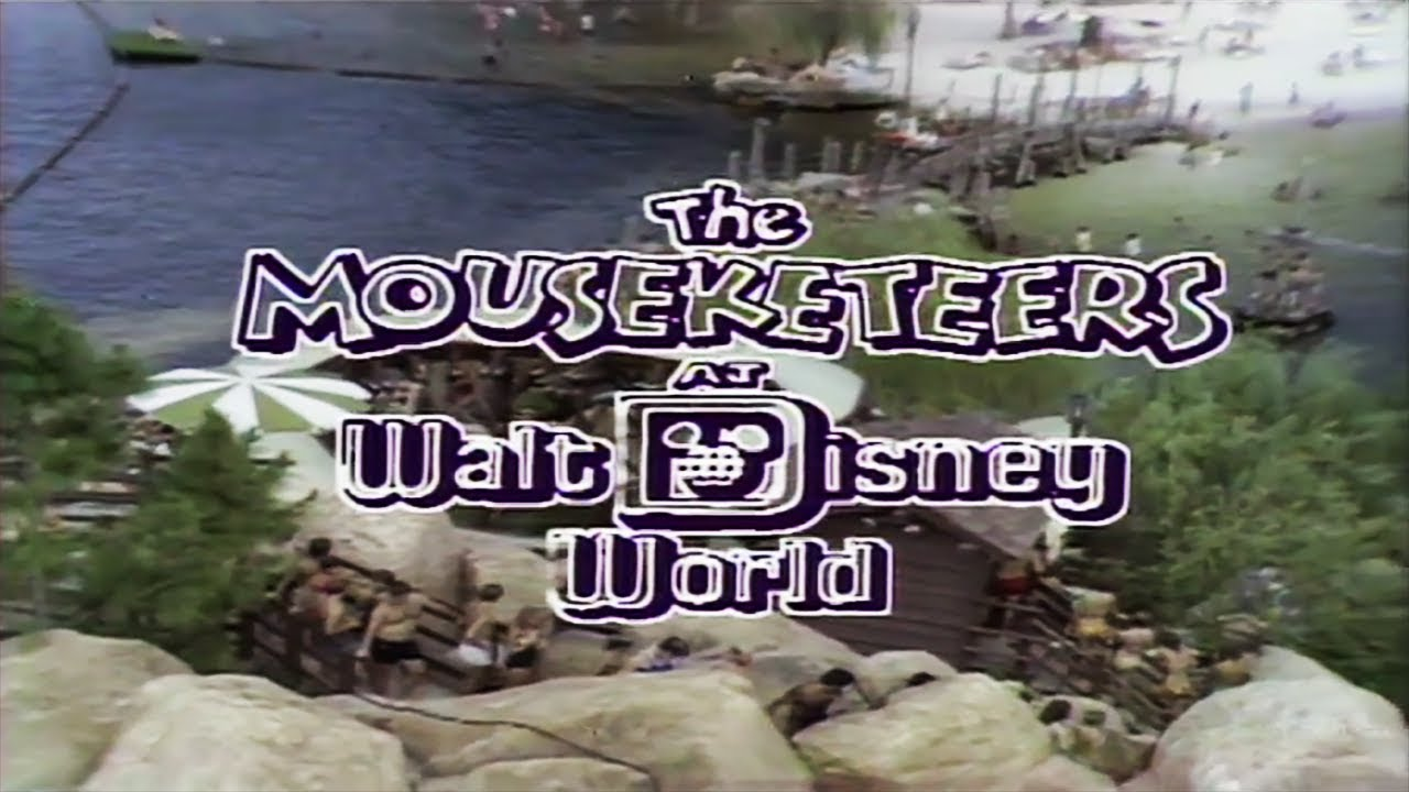 mouseketeers at walt disney world 1977 disneyavenue