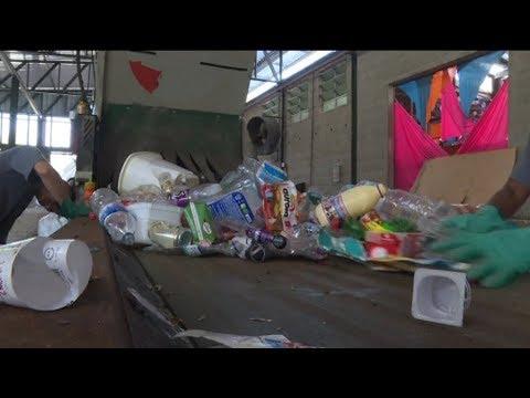 حملة في البرازيل لإعادة تدوير النفايات  - نشر قبل 3 ساعة