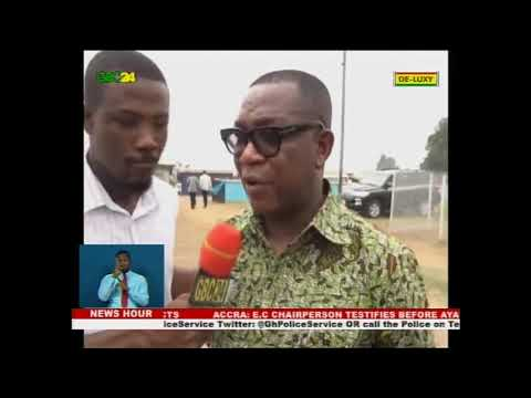 New weather station for Ghana Meteorological Agency