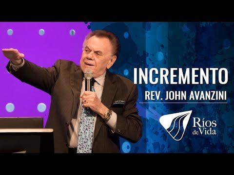 Rev.  John Avanzini - Incremento