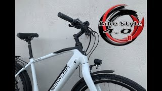 Simplon KAGU White Bosch CX 2019 E-Bike