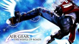 Air Gear OST - Tricky Sister Girl