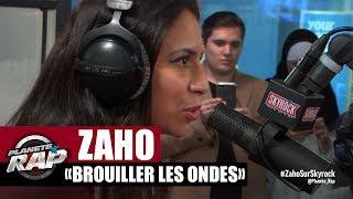 """Zaho """"Brouiller les ondes"""" en live #Plane?teRap"""