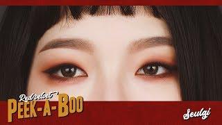 ENG) 레드벨벳 슬기 메이크업 Red Velvet Seulgi ✧ Half Makeup | 코코초