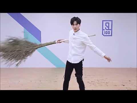 [ENG] Idol Producer《偶像练习生》171224 Jiang Jingzuo (姜京佐) Self-Introduction Video