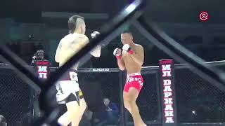 Борис Федоров - Highlights mma|UFC