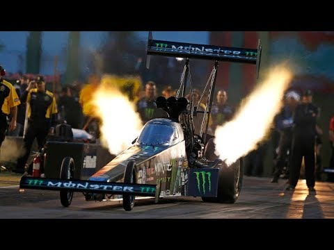 Brittany Force Wins NHRA Top Fuel Finals At Reading, PA  Maple Grove Raceway 2017