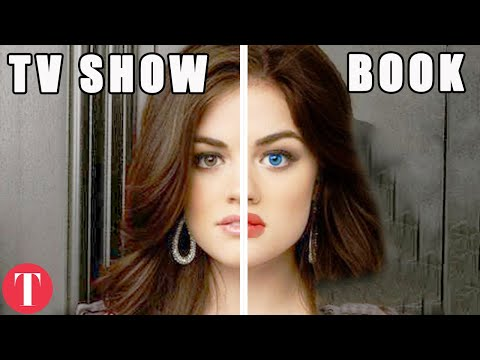 This Is How The Cast Of Pretty Little Liars Should Have Really Looked
