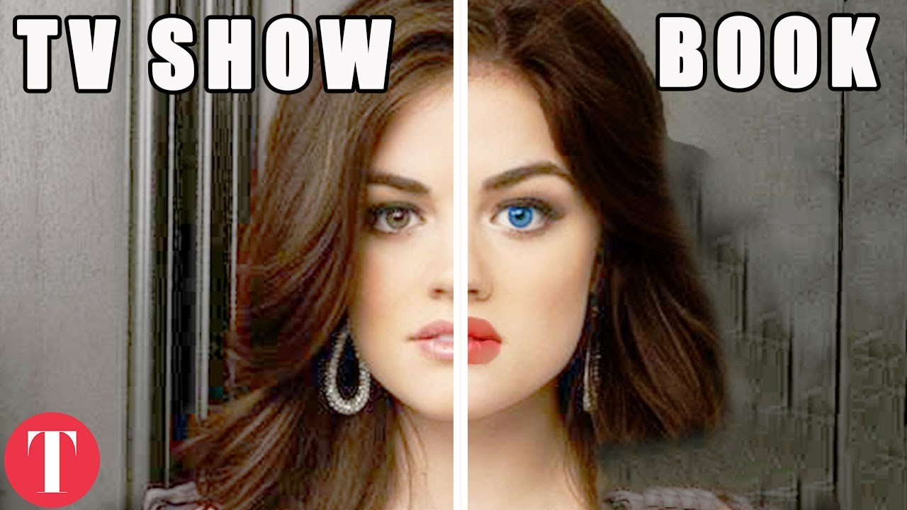 Download This Is How The Cast Of Pretty Little Liars Should Have Really Looked