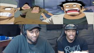 One Piece - Top 10 Attacks Reaction