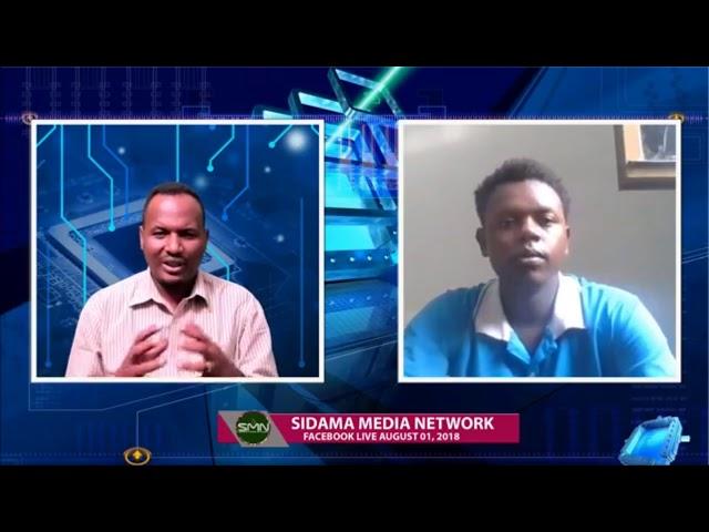Sidama Media Network   Interview with Samuel Tesfaye Samywarra