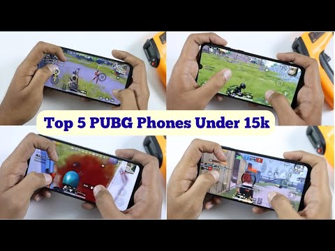 Top 5 Best PUBG Mobile Phones Under ₹15,000 || May 2020