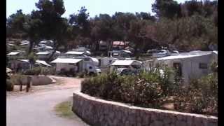 Poljana Camping Mali Losinj, Croatia