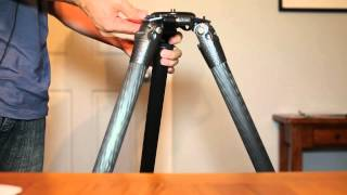 New Gitzo Systematic Tripods Demo 3542LS