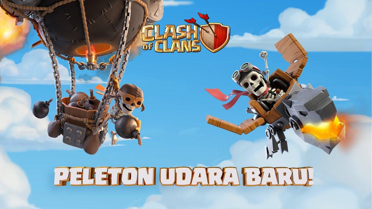 Pembaruan Musim Panas Tiba! (Official Clash of Clans)