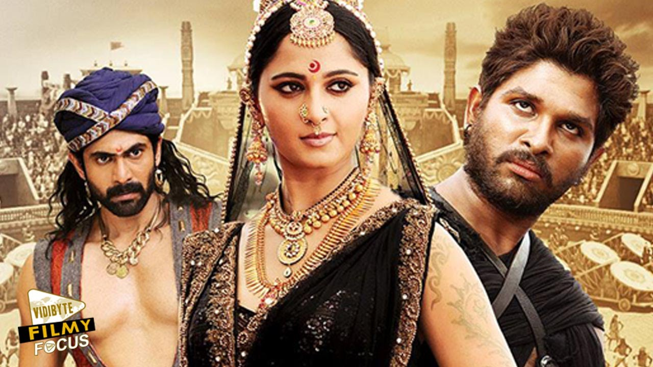 Anushka Shetty Rudramadevi Movie Tax Free In Telangana State...!!!