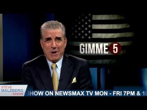 Malzberg | Gimme 5: Steve's Take on Media Bias Against Trump Administration
