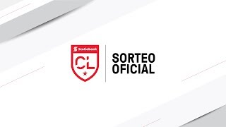 SCL 2018 OFFICIAL DRAW