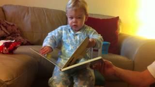 Tom's Potty Training Book (Christmas 2012)