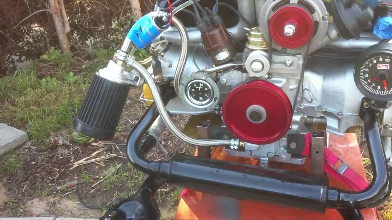 For Type 2 Vw Engine Wiring Diagram Vw Stroker Bus Engine Stroker 78mm X 92mm Youtube
