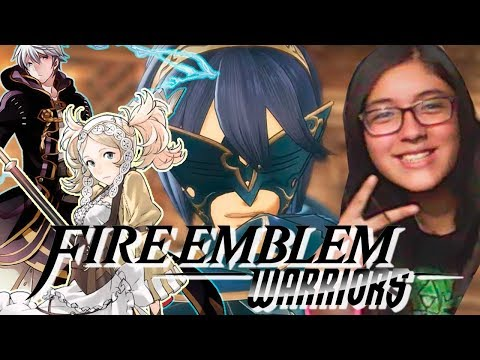 Reacción en vivo!! - Lissa, Lucina y más en Fire Emblem Warriors