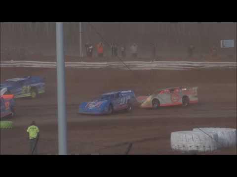 "Midway Speedway Late Model ""Jim Dunn Memorial"" Qualifier 4-9-2017"