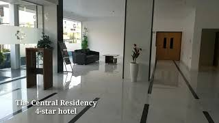 Hotel central residency-  Trivandrum review-hotel Trivandrum