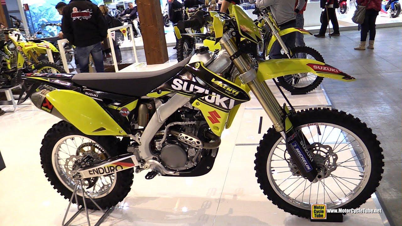 2016 Suzuki Rmz250 Walkaround 2015 Eicma Milan Youtube
