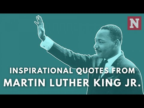 Five inspiring Martin Luther King Jr. quotes