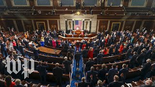 WATCH LIVE | Hoขse certifies and debates Electoral College votes