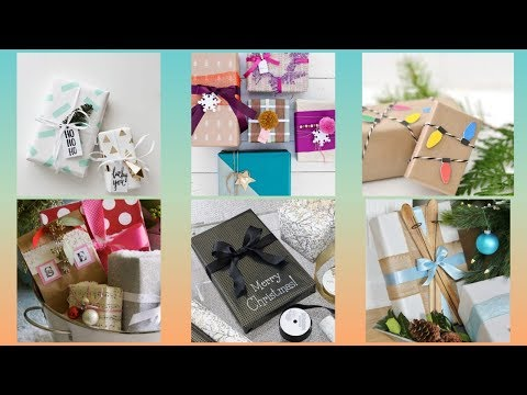 DIY gift wrapping ideas || Creative gift wrapping ideas  ||