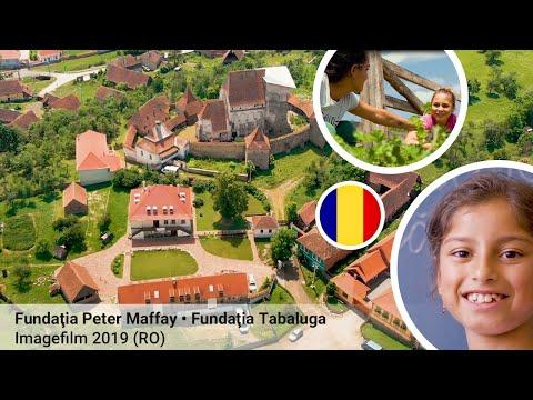 Fundaţia Peter Maffay • Fundația Tabaluga: Imagefilm 2019 (RO)