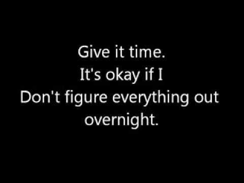 First Day by Laura Shigihara (lyrics)