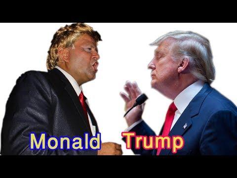 Making of Donald Trump ।। Manoj Gajurel ।। GajuReal Comedy