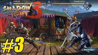 Shadow Fight 3 - Hoàng tử Ba tư oanh tạc bốn phương lẫm liệt oai phong