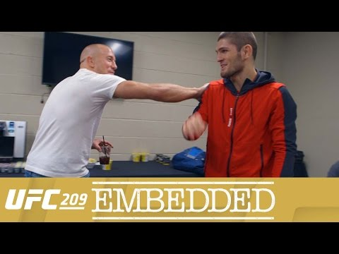 UFC 209 Embedded: Vlog Series - Episode 5