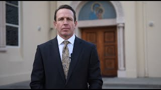 FBI Special Agent in Charge Craig Fair announces reward in San Francisco church arson
