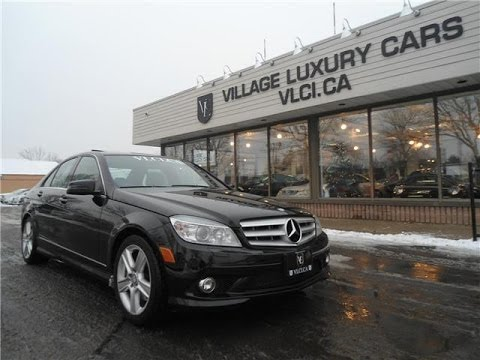 2010 mercedes benz c300 rare 6 speed manual in review village rh youtube com 2010 mercedes benz c300 manual transmission 2011 Mercedes-Benz C300